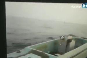 Đặc nhiệm Houthi tung tàu đánh bom không người lái (WUV) tấn công Ả rập Xê út