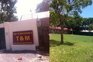 Thanh Hóa: Xưởng sản xuất của công ty 'mọc' trong khuôn viên trường học