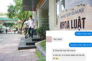 Kết luận xác minh vụ giảng viên bị tố 'quấy rối' sinh viên: Những sai phạm của GV Nguyễn Hùng Cường là nghiêm trọng