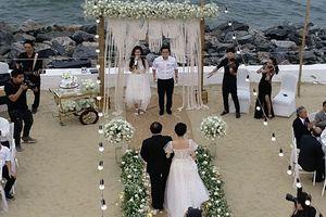 Ảnh hiếm trong lễ đính hôn của Trường Giang, Nhã Phương ở Hội An