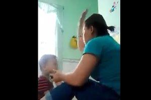 3 trẻ nhỏ ở An Giang bị bảo mẫu bạo hành