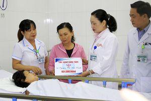 Trao gần 2,5 tỷ đồng ủng hộ 4 nạn nhân vụ TNGT thảm khốc ở Quảng Nam