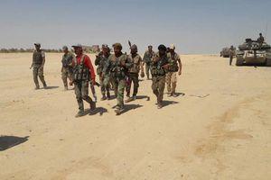 Quân đội Syria giành thắng lợi đột phá trước IS ở Al-Safa sau 3 giờ giao tranh