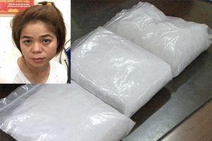Vừa hết hạn 20 năm tù, 'nữ quái' Yên Bái lại 'kinh doanh' ma túy