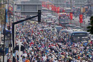 Tôi ủng hộ cấm xe máy vào trung tâm TP