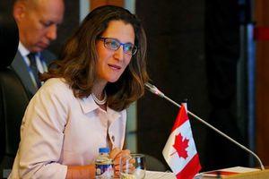 Canada thúc đẩy mối quan hệ đặc biệt với Đức, Pháp và Ukraine