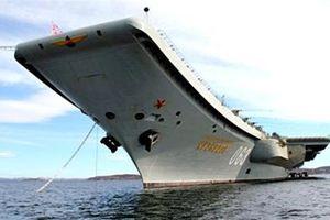 Sự thật Nga đổ tiền đóng tàu sân bay hạt nhân