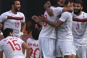 Olympic Syria không muốn lặp lại kịch bản ở giải U23 châu Á