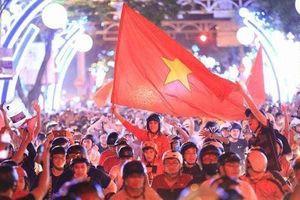 U23 Việt Nam thắng U23 Syria, cả Thành Vinh 'bừng sức sống'
