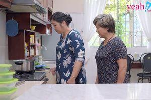 Gạo nếp gạo tẻ: Bà Mai suýt nữa làm cháy nhà vì một mình ôm cả đống việc lại còn bị Hân hằn học