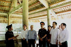 Đoàn công tác của Bộ Nội vụ thăm Khu di tích lịch sử quốc gia đặc biệt Tân Trào và Khu di tích lịch sử của Bộ Nội vụ