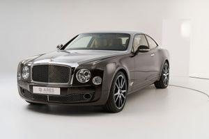 Chi 500.000 USD để độ sedan Bentley thành coupe