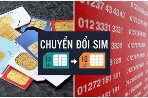 Vietnamobile hỗ trợ người dùng chuyển thuê bao 11 số sang 10 số