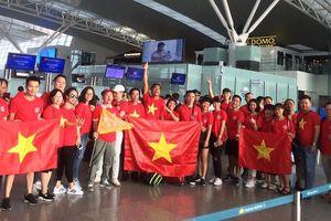 Nóng tour bay thẳng Indonesia cổ vũ Việt Nam đá bán kết