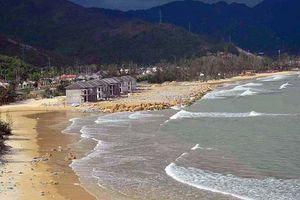 Khánh Hòa: Dừng thi công dự án du lịch nghỉ dưỡng 'nghi' lấn biển