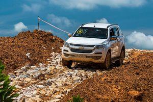 Đây là cách để khách hàng có thể trải nghiệm Chevrolet Trailblazer trên mọi địa hình