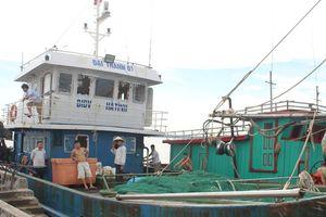 Hà Tĩnh : Nan giải bài toán thiếu lao động cho tàu đánh bắt xa bờ