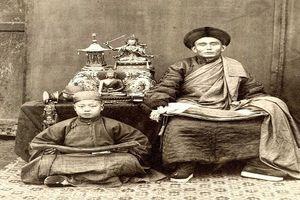 Ảnh cực hiếm về diện mạo Trung Quốc cuối thời nhà Thanh