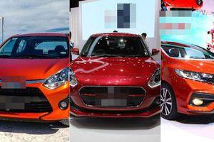 Hàng loạt xe mới ra 'sạp', nhưng người Việt vẫn 'đỏ mắt' chờ xe giá rẻ