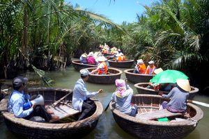 Hội An: Lập lại trật tự tại Khu du lịch sinh thái Rừng dừa Bảy Mẫu