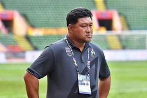 Olympic Thái Lan sa thải huấn luyện viên trưởng