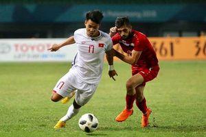 Olympic Việt Nam vs Olympic Hàn Quốc: Gặp khó vì 'sao' Ngoại hạng Anh?