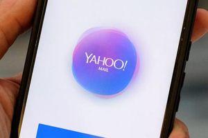 Yahoo đang đọc email của người dùng để bán quảng cáo