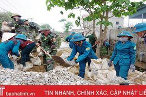 Hà Tĩnh huy động hơn 42 tỷ đồng đỡ đầu, tài trợ xây dựng nông thôn mới