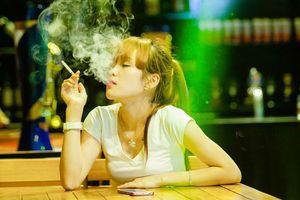 40.000 người Việt tử vong/năm vì thuốc lá