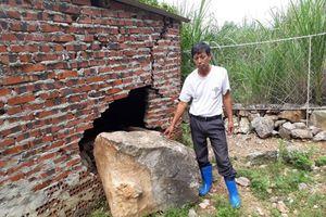 Thanh Hóa: Doanh nghiệp nổ mìn khai thác đá ảnh hưởng đến cuộc sống người dân