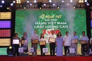 Vedan Việt Nam đạt top 10 sản phẩm được người tiêu dùng bình chọn năm 2018