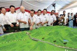 Malaysia 'thực sự muốn chấm dứt' dự án vốn Trung Quốc