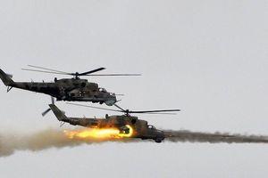 Nóng: Syria điều trực thăng tới gần Idlib, Mỹ lo lắng tìm cách đối phó