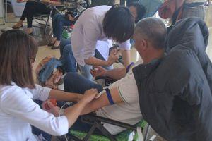 Lâm Đồng: Gần 500 đơn vị máu qua ngày hội hiến máu