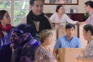 'Gạo nếp gạo tẻ' tập 51: Minh bị bắt cóc, ông Vương bị chú Quang lừa mua hàng đa cấp - cả một bầu trời tệ nạn được lên án
