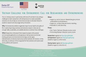 Tìm kiếm giải pháp bền vững vì môi trường