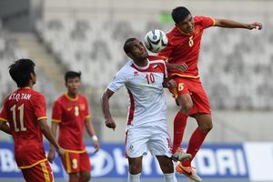 UAE, đối thủ tranh hạng 3 với đội tuyển Việt Nam gồm mấy quốc gia?
