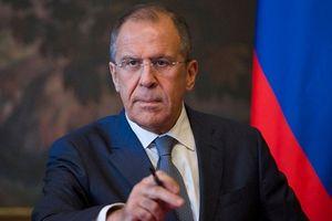 Ngoại trưởng Nga: 'Các nước phương Tây đừng đùa với lửa' ở Syria