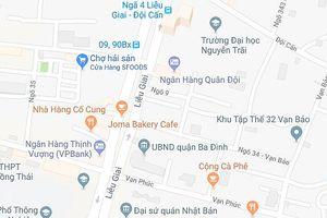 Hà Nội cải tạo khu tập thể Viện Tư liệu phim Việt Nam thành cao ốc 25 tầng