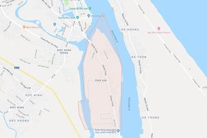 Quảng Bình gọi đầu tư vào dự án khu đô thị 2.100 tỷ đồng