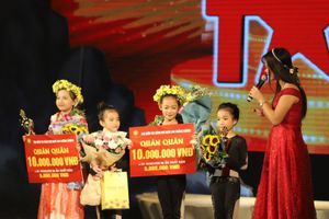 Đinh Trần Khánh Vy và Nhóm uốn dẻo Emmy giành ngôi quán quân 'Ngôi sao Hướng dương'