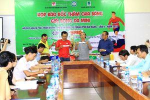 9 đội dự giải bóng đá Hội quy hoạch Phát triển đô thị- Hội Kiến trúc sư TP Đà Nẵng