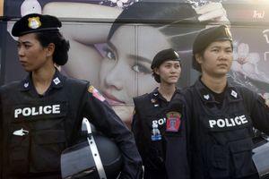 Tòa Thái Lan lập lực lượng cảnh sát riêng