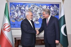 Ngoại trưởng Iran ca ngợi Pakistan là 'nước láng giềng quan trọng'