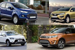 Xe mới 'bung hàng', xe nhập tăng tốc, giá xe sẽ giảm vào cuối năm?