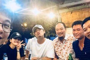 Giữa tin đồn hẹn hò, An Nguy đón sinh nhật bên Kiều Minh Tuấn