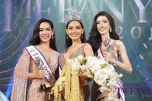 Kanwara Esmon - Tân Hoa hậu chuyển giới Thái Lan 2018