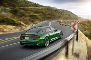 Audi tung RS5 Sportback 2019 ra thị trường Mỹ