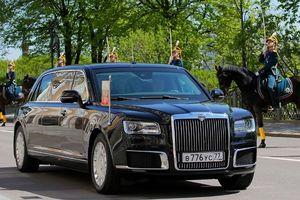 Xe đặc chủng của Tổng thống Putin có phiên bản 'bình dân'