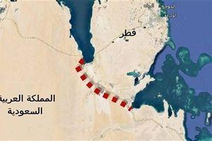 Saudi Arabia nghiêm túc xem xét dự án biến Qatar thành hòn đảo